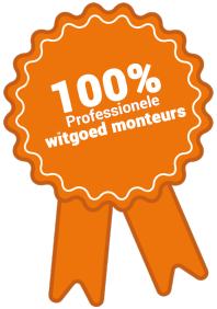 professionele witgoed monteurs